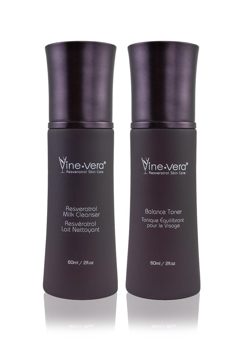 Vine Vera Resveratrol Cabernet 2 Step Prep