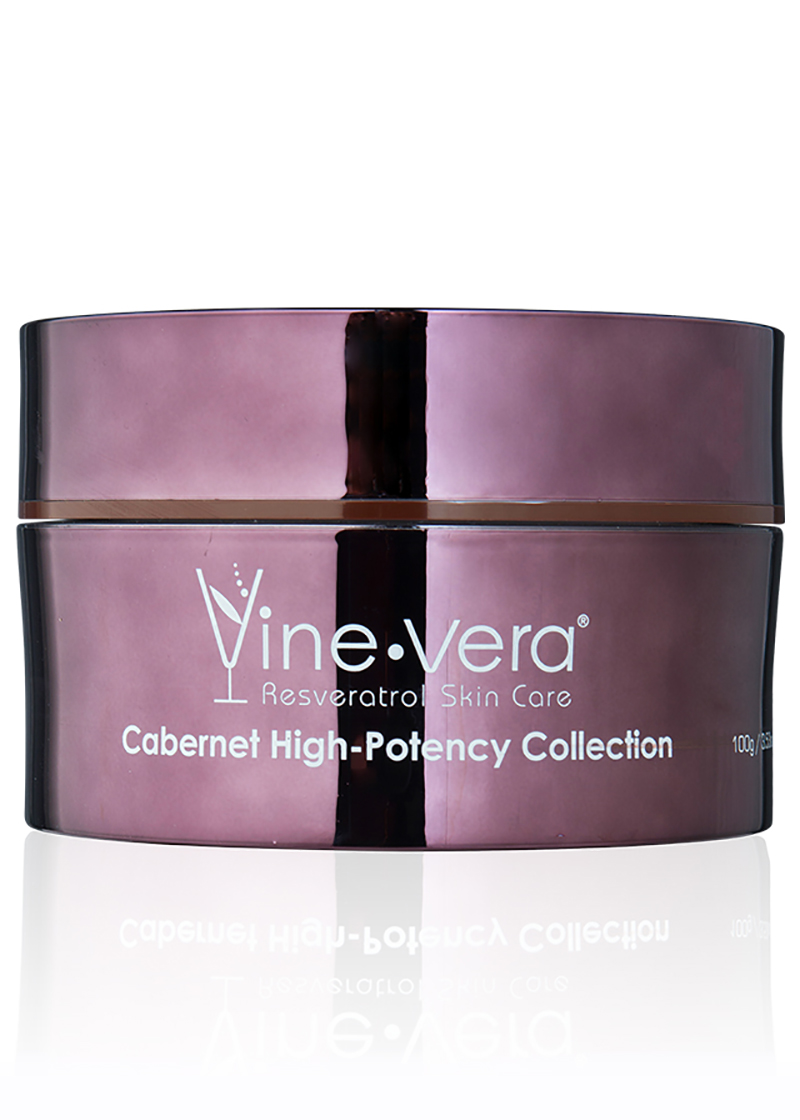 Vine Vera Resveratrol Cabernet High-Potency Night Cream