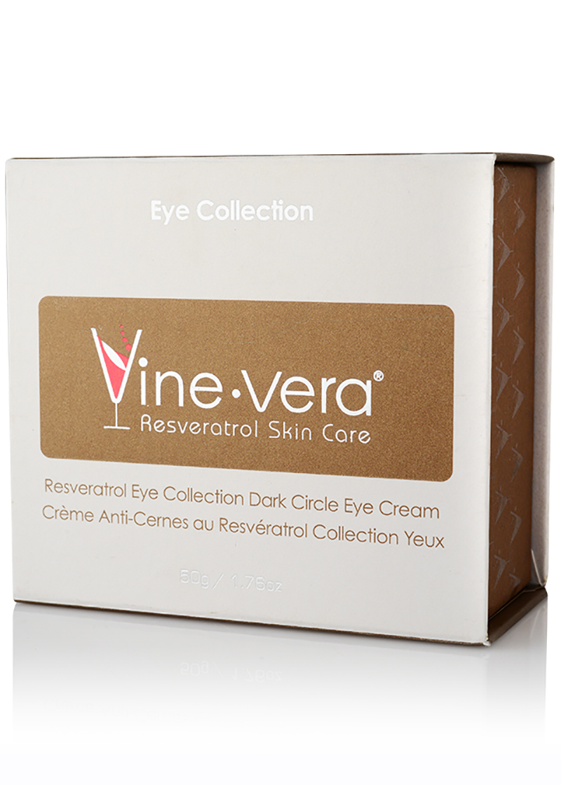 Eye Collection Dark Circle Eye Cream in its case