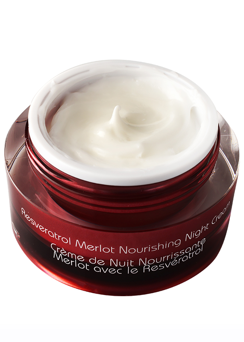 Resveratrol Nourishing Night Cream without its lid