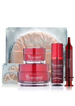 Vine vera Resveratrol Chianti Collection with mask